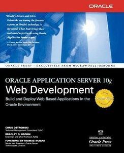 Oracle Application Server 10g Web Development