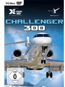 X-Plane 10 - Challenger 300