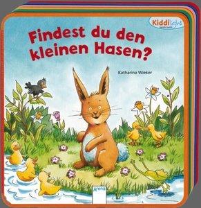 Findest du den kleinen Hasen?