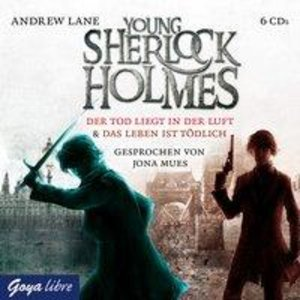 Young Sherlock Holmes - Die Box
