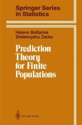 Prediction Theory for Finite Populations - zum Schließen ins Bild klicken