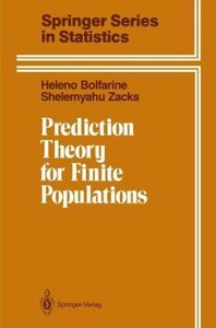 Prediction Theory for Finite Populations