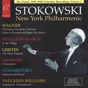 Stokowski Dirigiert Messiaen/+