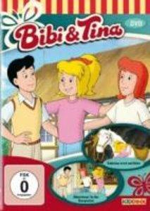 Bibi und Tina. Abenteuer in der Burgruine / Sabrina wird entführ