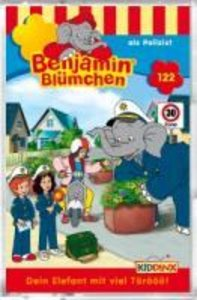 Benjamin Blümchen 122 als Polizist