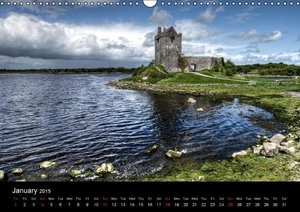 Ireland´s West Coast (Wall Calendar 2015 DIN A3 Landscape)