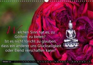 Buddhistische Weisheiten (Wandkalender 2016 DIN A3 quer)