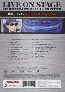 Live On Stage-Live At Yankee Stadium
