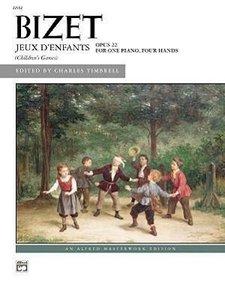 Bizet -- Jeux D'Enfants