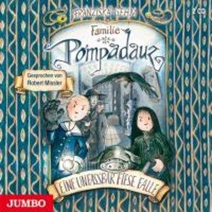 Familie Pompadauz. Eine unfassbar fiese Falle