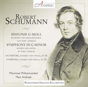 Schumann: Sinfonie in g-moll