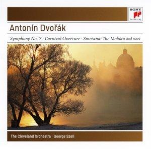 Sinfonie 7,Carnival Overture/Die Moldau
