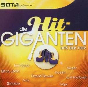 Die Hit Giganten-Hits der 70er