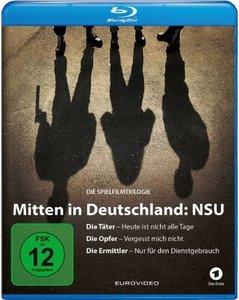 Mitten in Deutschland: NSU (Blu-ray)