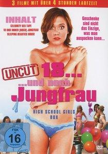 18 Und Noch Jungfrau-Uncut (3 Filme-Box)