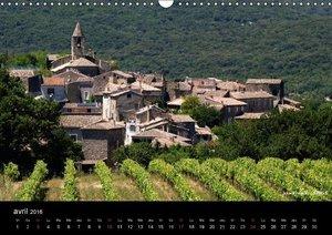 La vallée de la Céze Gard (Calendrier mural 2016 DIN A3 horizont