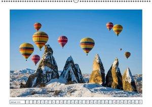 Die Türkei erleben (Wandkalender 2016 DIN A2 quer)