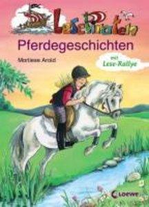 Lesepiraten Pferdegeschichten