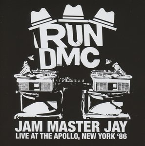 Jam Master Jay-Live At The Apollo,New York 86