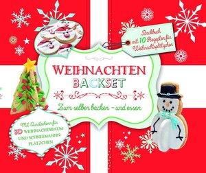 Weihnachten Backset