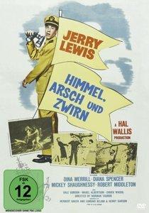 Jerry Lewis-Himmel,Arsch Und Zwirn