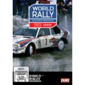 1986World Rally Championship Monte Carlo