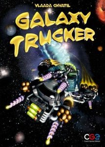 Heidelberger CZ001 - Galaxy Trucker