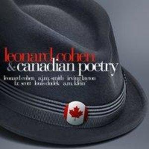 Leonard Cohen & Canadian Poetry