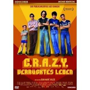 C.R.A.Z.Y.-Verrücktes Leben (DVD)