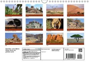 Namibia (Wandkalender 2016 DIN A4 quer)