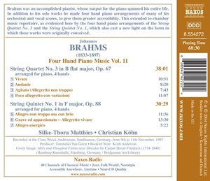 Vierhändige Klaviermusik Vol.11