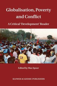 Globalisation, Poverty and Conflict