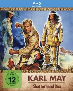 Karl May Shatterhand Box BD