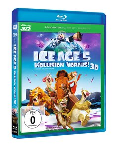 Ice Age 5 - Kollision Vorraus! 3D