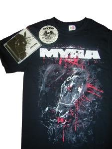 The Venom It Drips (CD+T-Shirt/black/XL)