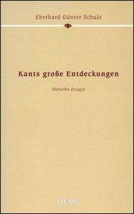 Kants grosse Entdeckungen