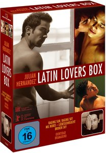 Julián Hernández LATIN LOVERS BOX