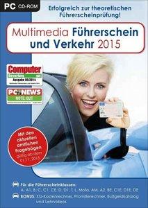 Multimedia Führerschein & Verkehr 2015 (Erfolgreich zur theoreti