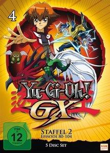 Yu-Gi-Oh! GX - Staffel 2.2: Episode 80-104