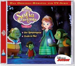 Disney - Sofia die Erste 12: Der Lampengeist / Trolle in Not