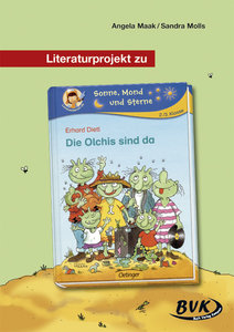 """Literaturprojekt zu """"Die Olchis sind da"""""""