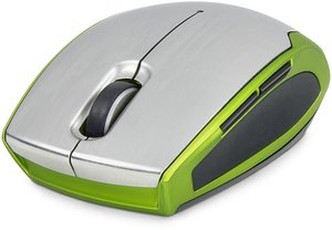 Speedlink FAVO Comfort Mouse, BLUETOOTH®-Maus, metallic-green