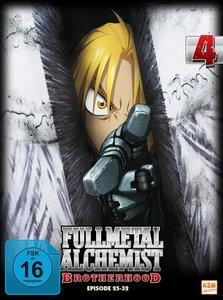 Fullmetal Alchemist: Brotherhood - Volume 4: Folge 25-32