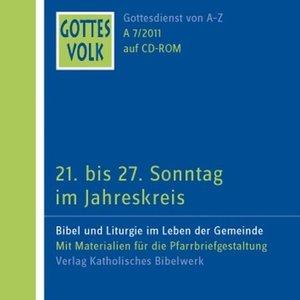 Gottes Volk LJ A7/2011 CD-ROM