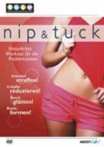 Nip & Tuck-Natürliches Workout für die Problemzo