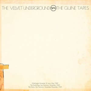 The Velvet Underground-The Quine Tapes 6-LP