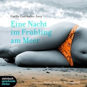 Eine Nacht im Frühling am Meer