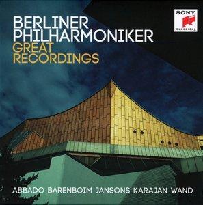 Berliner Philharmoniker-Great Recordings