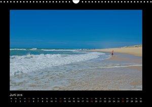 Gascogne (Wandkalender 2016 DIN A3 quer)