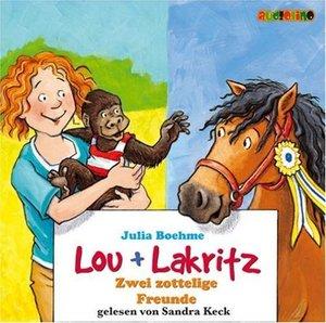Lou+Lakritz: Zwei zottelige